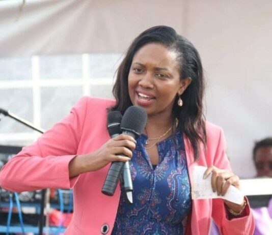 Susan kihika biography